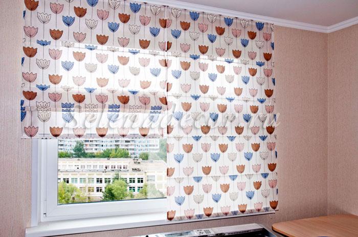 Мк римские шторы