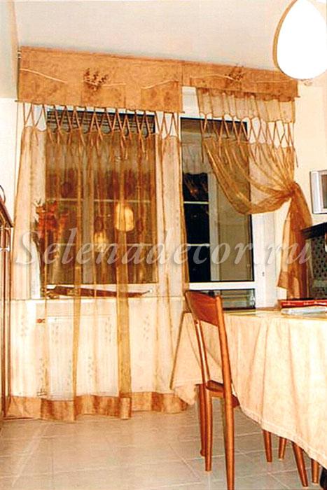 Шторы для столовой кухонные шторы